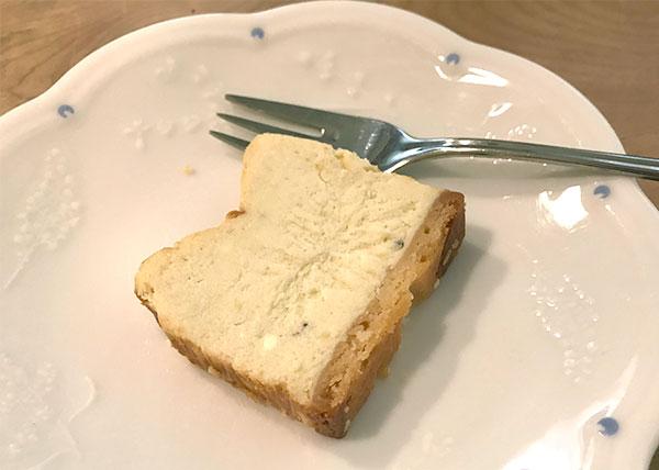 神様のアイスベイクドバナナチーズケーキ